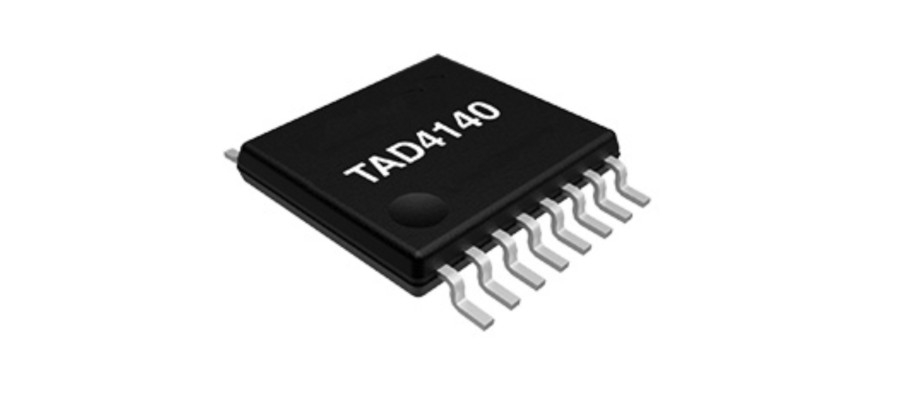 ASIL-Dへの対応が可能なTMR方式の磁気角度センサーIC TDKの写真
