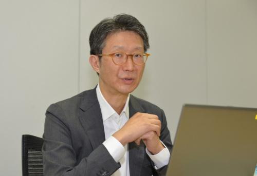 東芝デジタルソリューションズ(TDSL)の島田太郎社長