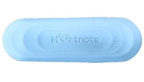JSRが開発したホルター心電計の「Heartnote」