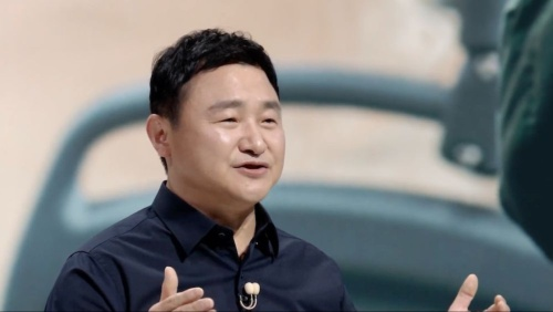 韓国サムスン電子 IT&モバイルコミュニケーションズ部門 無線事業部社長の盧泰文(ノ・ムテン)氏