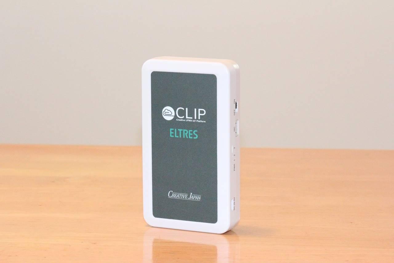 CLIP IoTデバイス