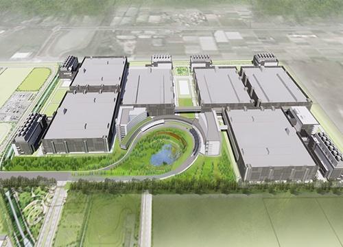 「N5」の工場があるTSMCのキャンパス