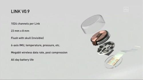 「LINK V0.9」の概要