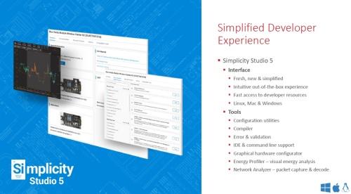 Simplicity Studio 5の概要