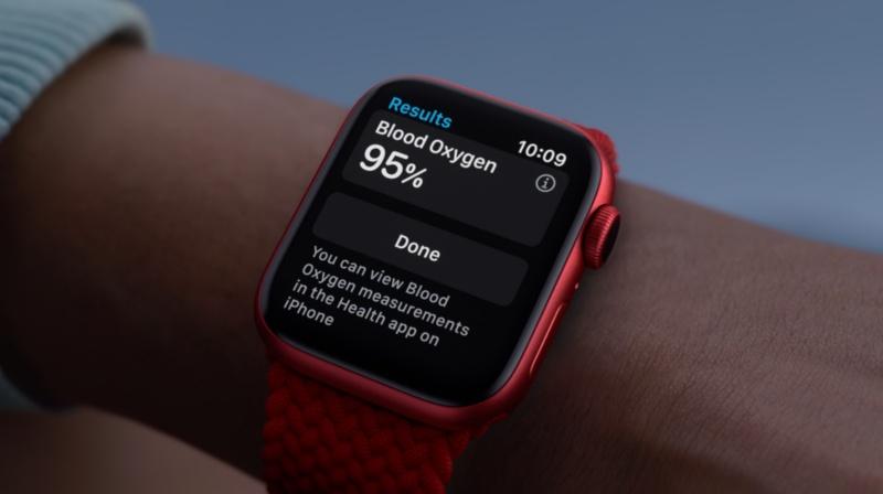 アップル、A14搭載iPad Airや血中酸素濃度を測れるApple Watchを発表(2ページ目)   日経クロステック(xTECH)