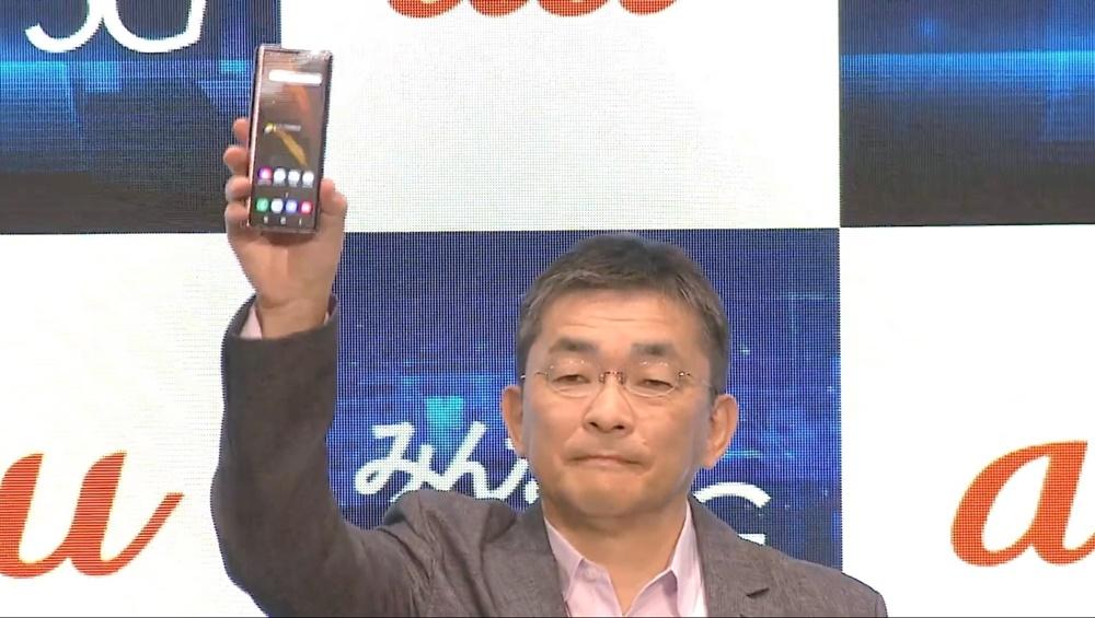KDDI 代表取締役社長の高橋誠氏(出所:KDDI)