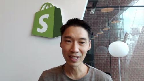 Shopify Japanカントリー・マネージャーのマーク・ワング氏