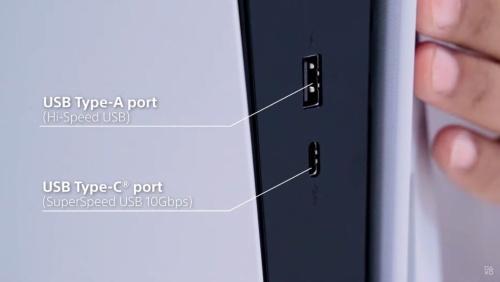 USB Type-Cコネクターも搭載