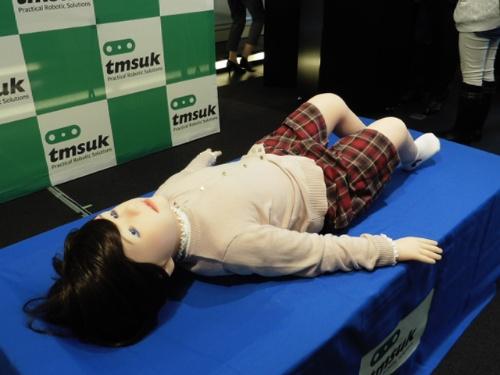 小児患者型ロボット「Pedia_Roid(ペディアロイド)」