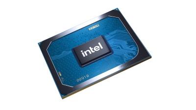 新製品の「Intel Iris Xe MAXグラフィックス」