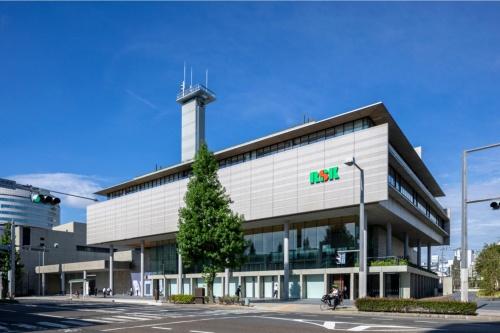 RSK山陽放送が2021年に移転を予定する新社屋「RSKイノベイティブ・メディアセンター」