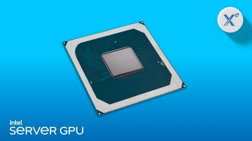 Intel Sever GPU