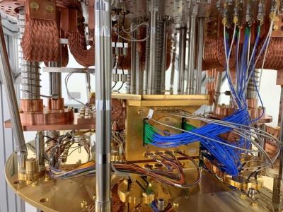Horse Ridge IIが動作する量子コンピューター
