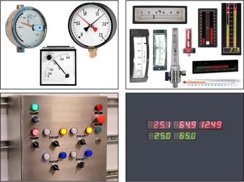 図2:自動画像解析が可能なメーターの例