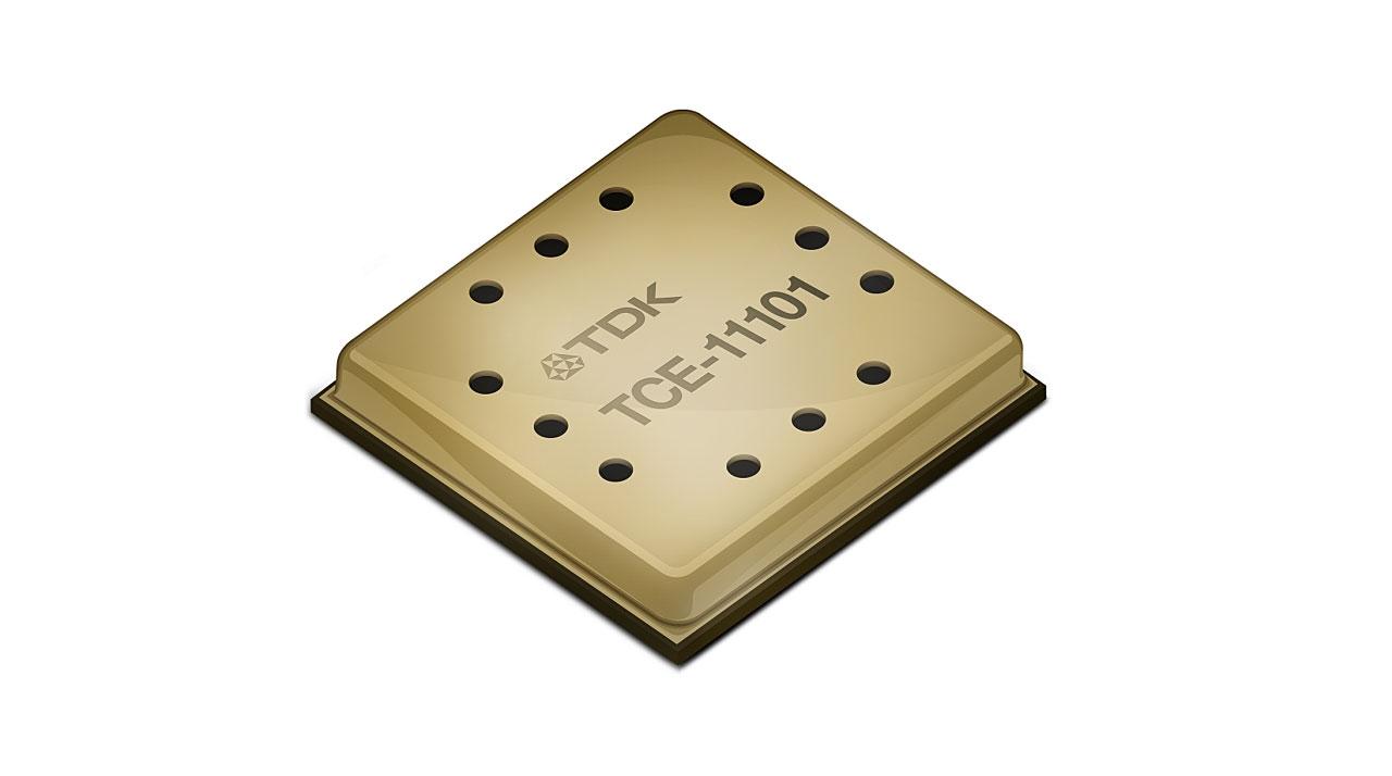 MEMS方式のCO<sub>2</sub>検出用ガスセンサー (出所:TDK)