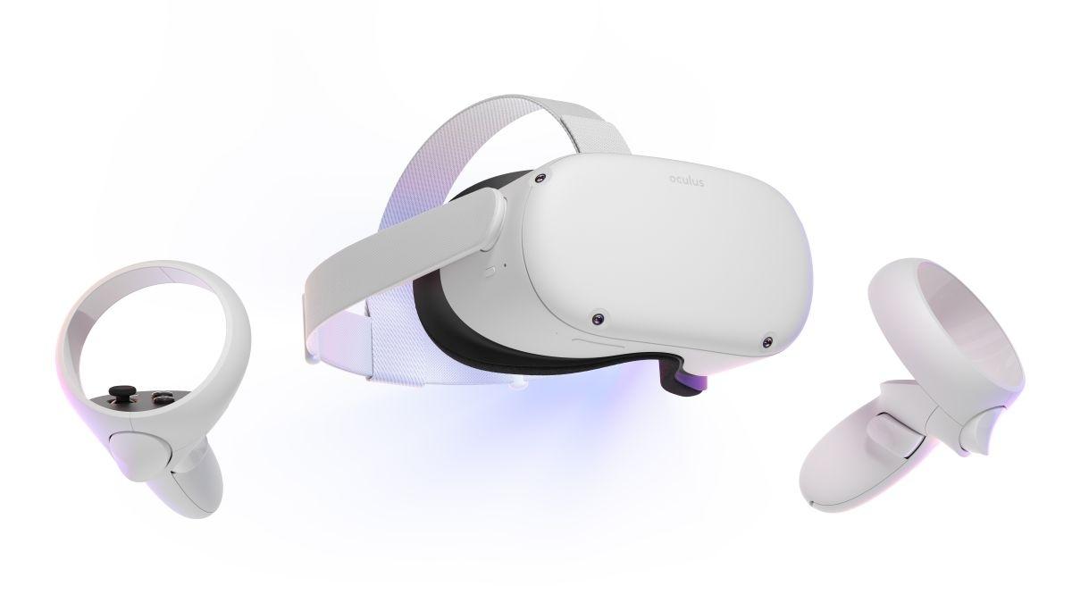 「Oculus Quest 2」 (出所:Facebook)
