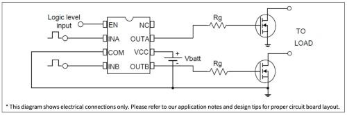 新製品を使った応用回路例