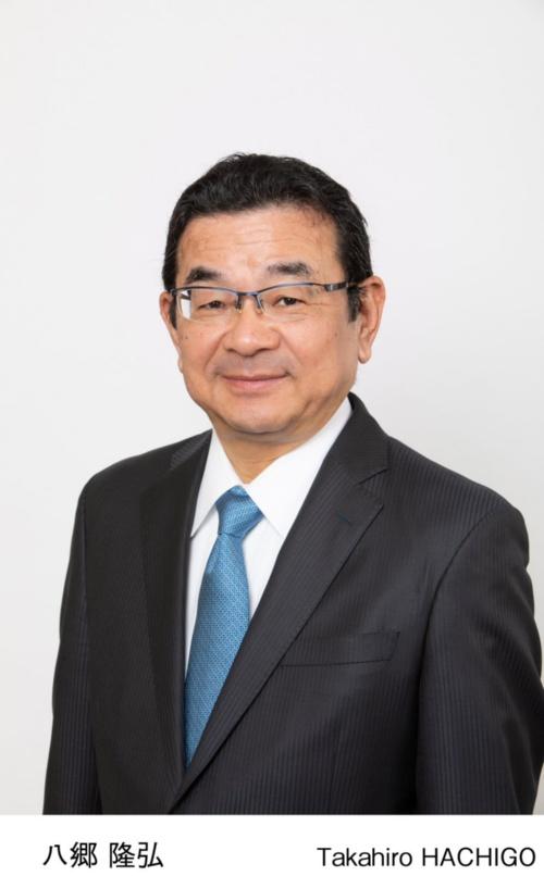 現社長の八郷隆弘氏