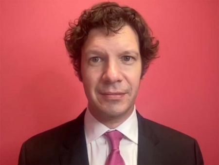 米Pendo.io創業者兼CEO(最高経営責任者)のトッド・オルソン氏