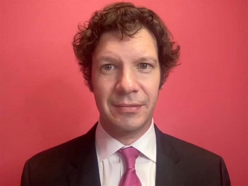 米Pendo.io創業者兼CEO(最高経営責任者)のトッド・オルソン氏 (出所:ペンド・ジャパン、以下同じ)