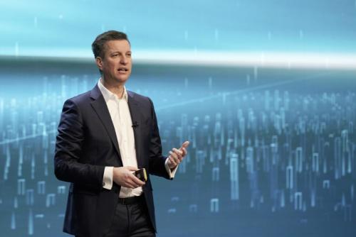 Volkswagenグループ技術担当取締役のThomas Schmall氏