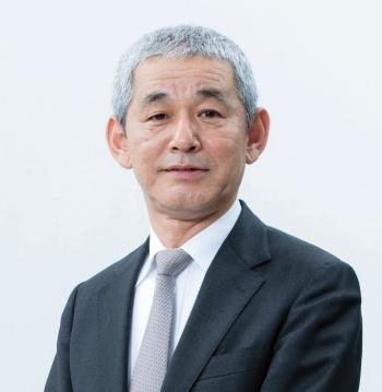 新社長に就任する竹下隆史取締役執行役員管理本部長