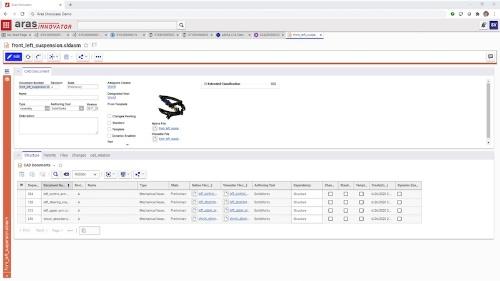 図2:「CADモデルへのリンク」のイメージ