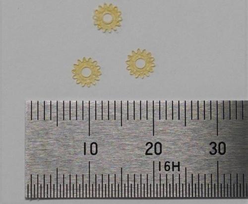 図5:パラレジンの成形例2