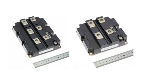 今回追加された大型産業機器向けパワー半導体モジュールの例