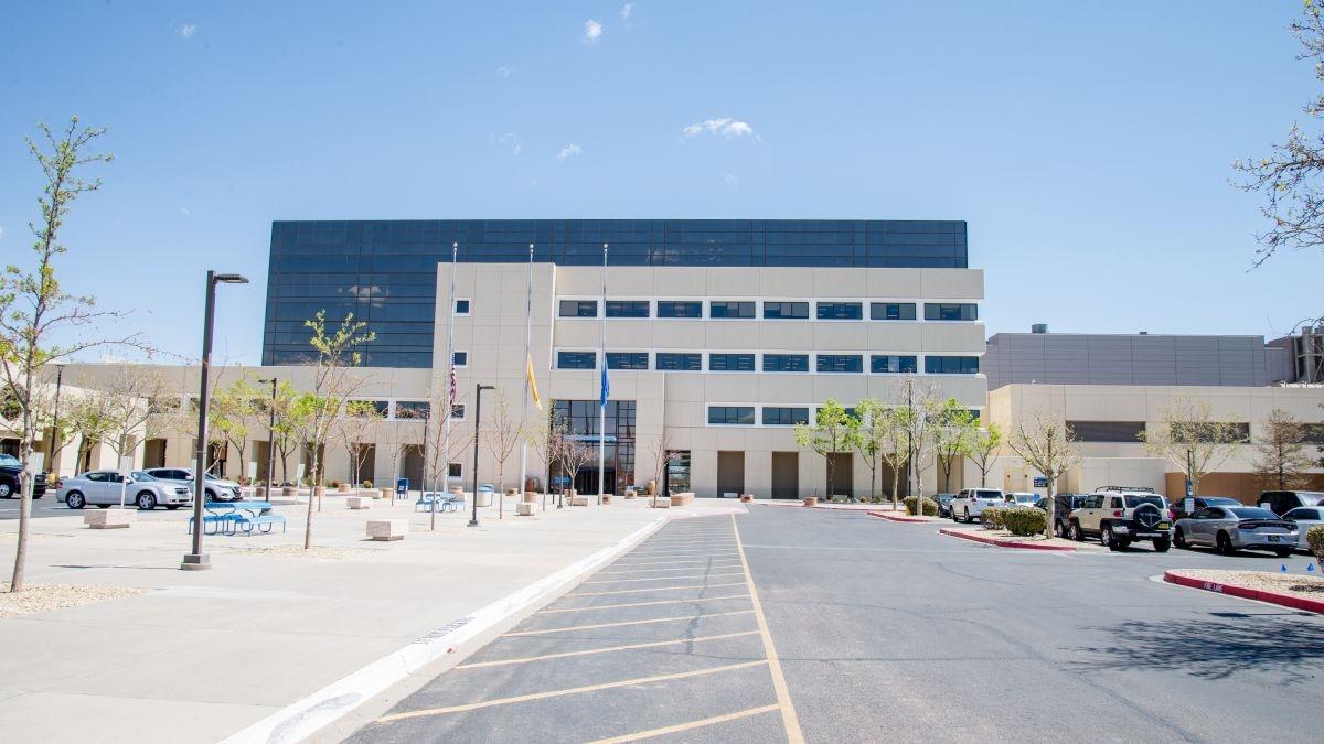 インテルのニューメキシコ州の拠点(出所:インテル)