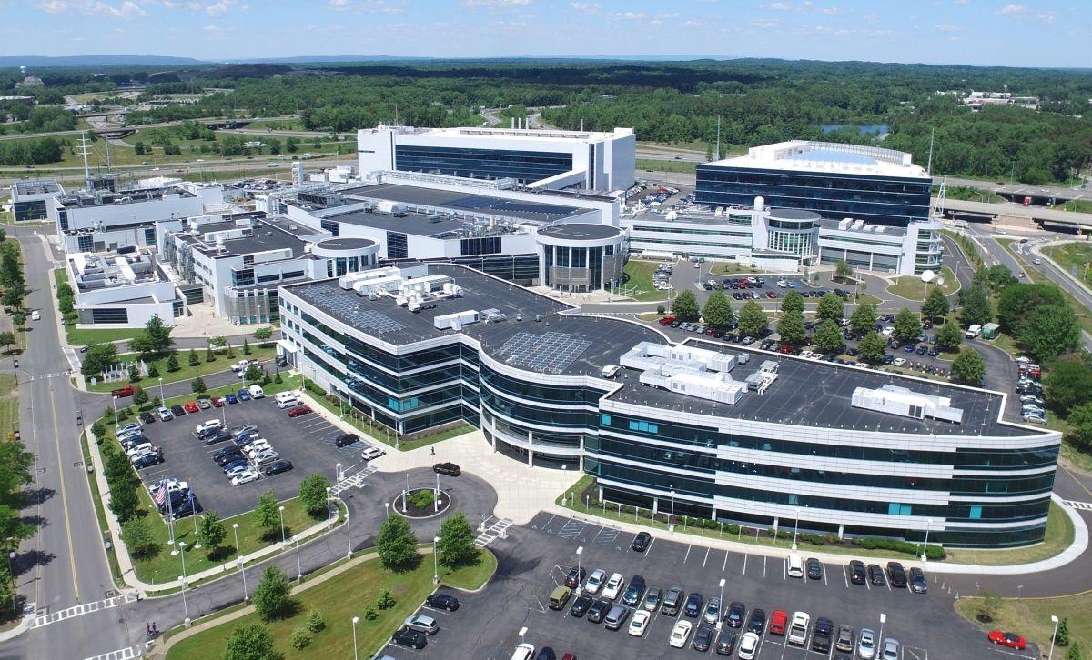 ニューヨーク州オールバニのIBMの半導体関連の研究所 (出所:IBM)