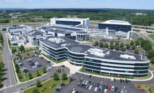 ニューヨーク州オールバニのIBMの半導体関連の研究所