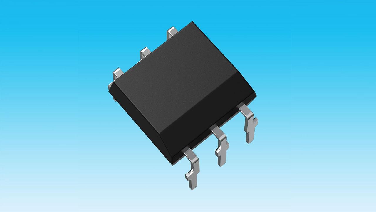 オン電流が1.2Aと大きいb接点フォトリレー (出所:東芝デバイス&ストレージ)