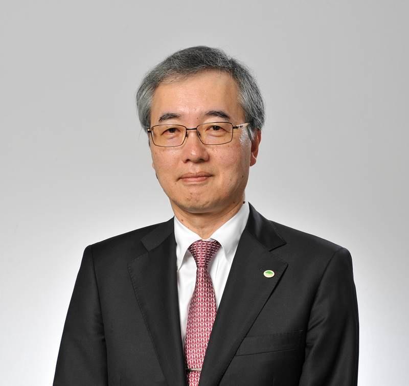 日立製作所の次期社長に就任する小島啓二副社長