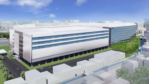 横浜テクノロジーキャンパス 技術開発新棟(仮称)の完成イメージ