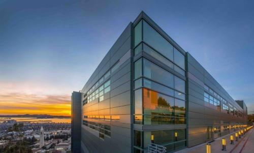 NERSCの建物の外観