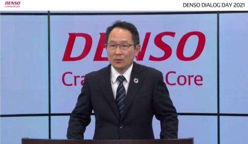 デンソー経営役員CCROの篠原幸弘氏