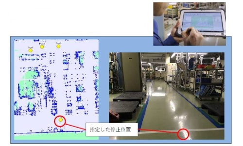 図3:SLAM機能のイメージ