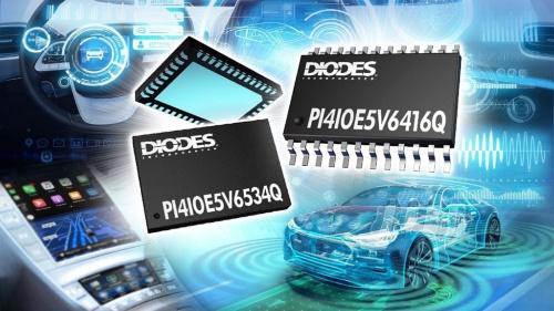 AEC-Q100グレード2に準拠したI/OエキスパンダーIC