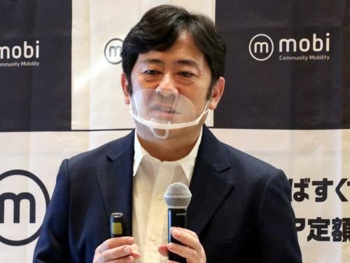 WILLERの村瀬茂高代表取締役