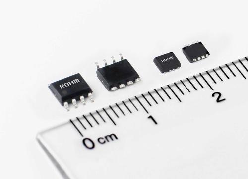 オン抵抗が低いMOSFETを2つ内蔵した新製品