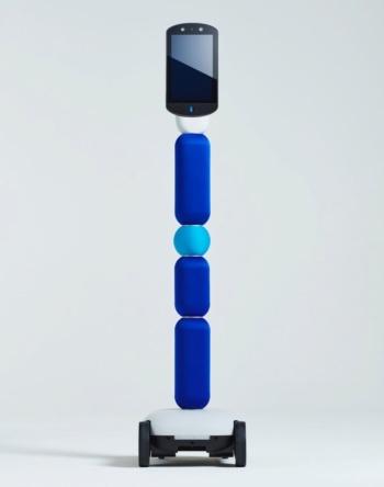 avatarinの遠隔操作ロボット「newme(ニューミー)」