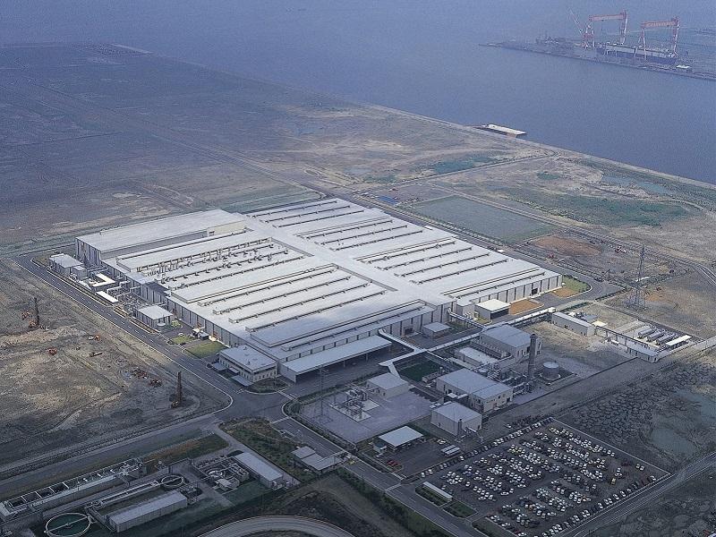 図1 トヨタの田原工場  (出所:トヨタ自動車)