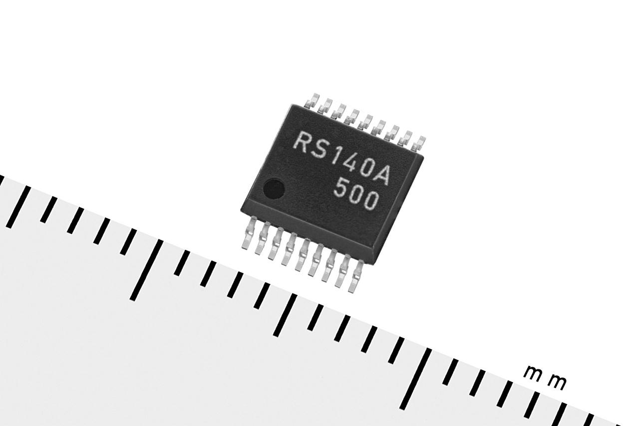 +60V入力が可能な降圧型DC-DCコンバーター制御IC (出所:リコー電子デバイス)