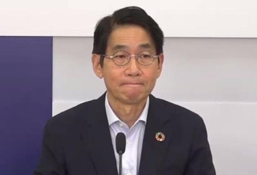 NECの森田隆之社長兼CEO(最高経営責任者)