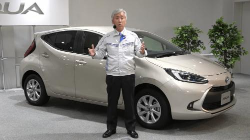 図2 トヨタ自動車東日本取締役社長の宮内一公氏