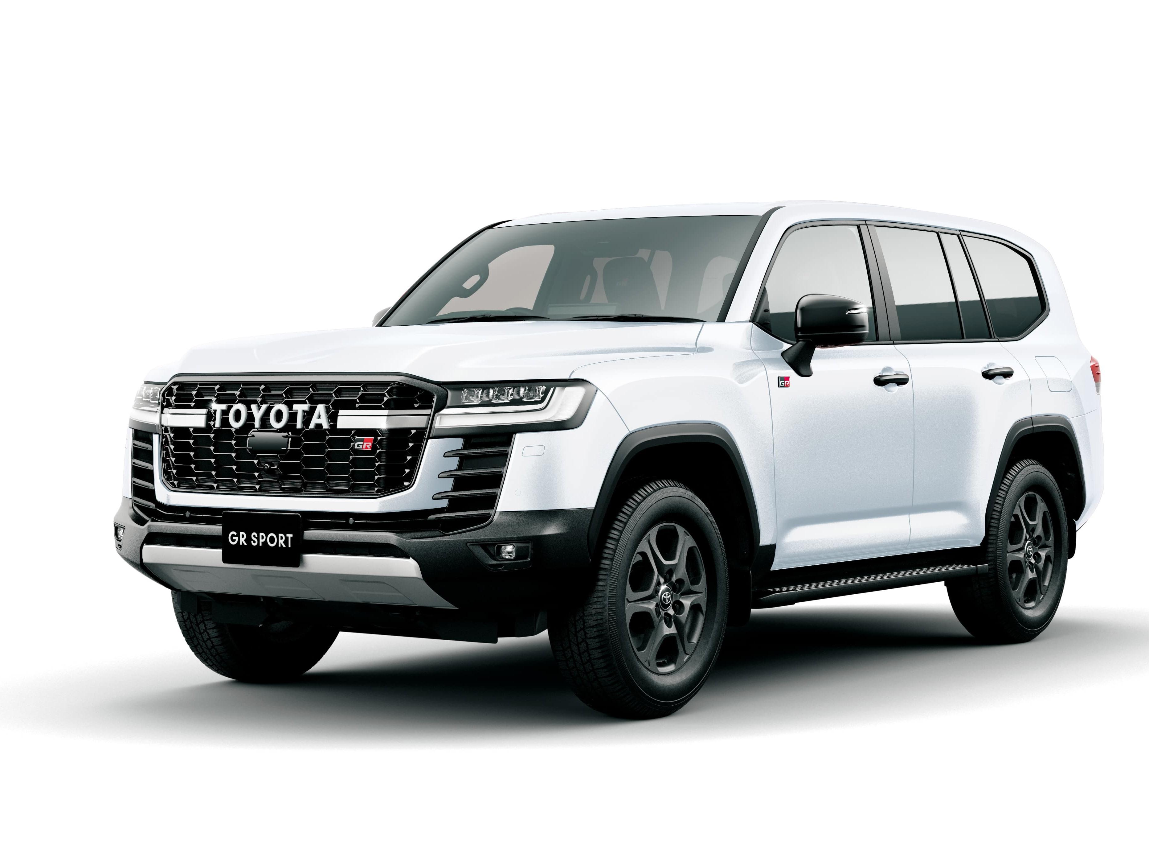 図2 新型ランドクルーザー トヨタ自動車が2021年8月2日に発売した。(出所:トヨタ自動車)