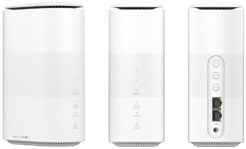 KDDIのSpeed Wi-Fi HOME 5G L11