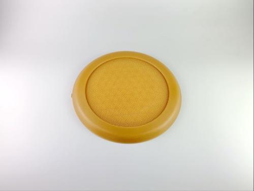 図1 スピーカーグリルの金型による試作品