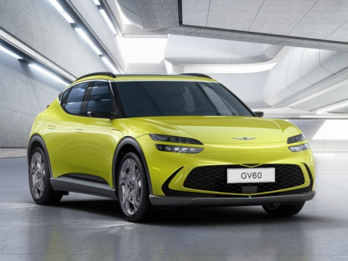 2022年に北米で販売するクロスオーバーEV、Genesis GV60